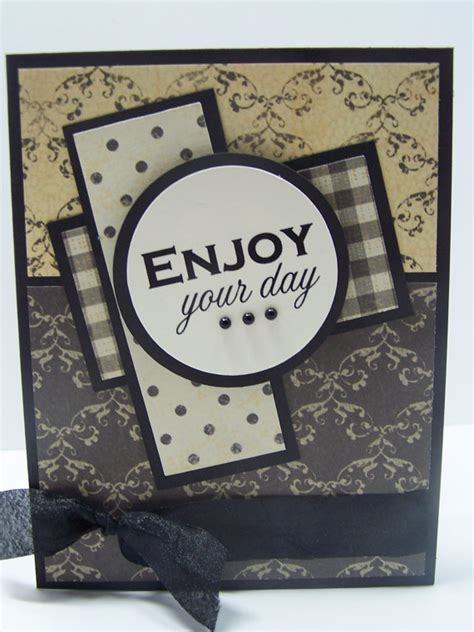 quilt rubber sts handmade masculine birthday card for 28 images stin up