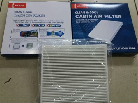Special Filter Cabin Ac Honda Mobilio Brio Freed New City Jazz T jual filter kabin filter cabin ac mobilio freed brv hrv jazz rs 77 autopart