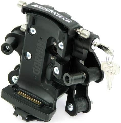 zumo  handlebar mount locking black