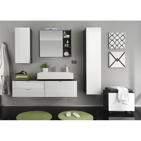 high bathroom set bueno high gloss bathroom set home furniture