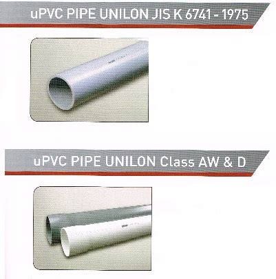 Pipa Unilon Pipa Pvc Unilon Pt Abadi Metal Utama