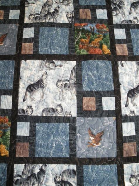 Quilt Patterns For Large Prints great quilt pattern for large print fabrics qca community quilters club of america