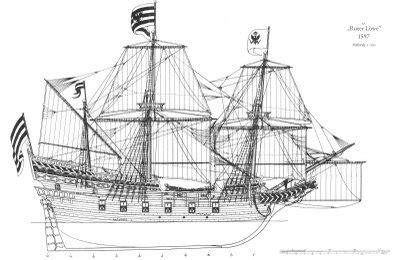 sail ship model plans   diy