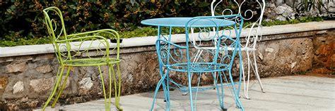 Outdoor Furniture Metal Frame Refinishing   Sandblasting
