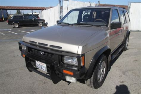 car repair manuals download 1992 nissan pathfinder electronic toll collection service manual 1992 nissan pathfinder cool start manual used 1992 nissan pathfinder xe 4x4