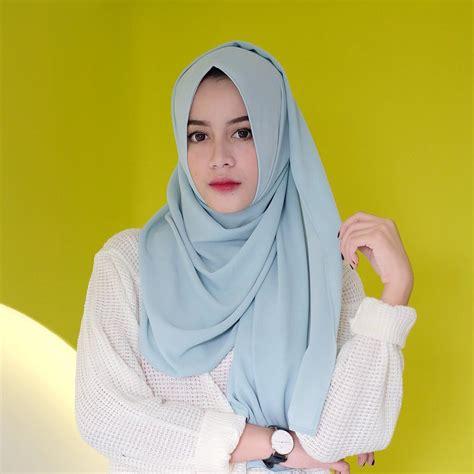 model jilbab cantik foto 2017