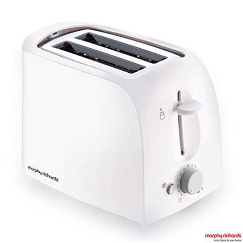 Top Up Toaster Morphy Richards At 201 2 Slice 650 Watt Pop Up Toaster