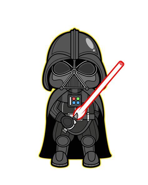 Imagenes De Darth Vader Kawaii | star wars kawaii saga garotas geeks