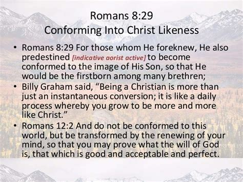Romans 8;18-39, Old Earth Position; Freedom In Christ ... Ephesians 1:11