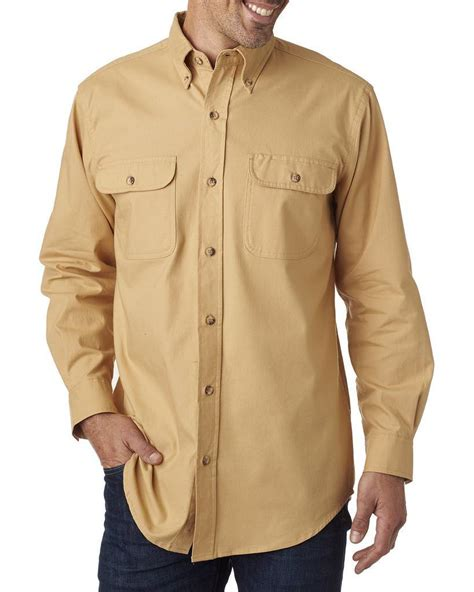mens solid color flannel shirts backpacker bp7005 s solid flannel shirt