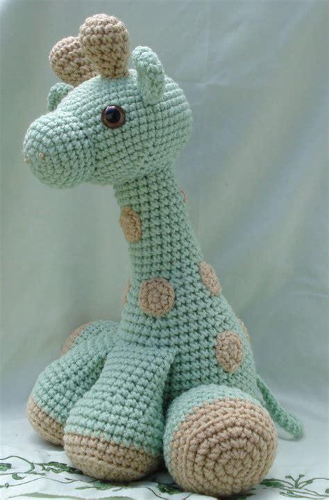 pattern for amigurumi giraffe large amigurumi giraffe 2 by theartisansnook on deviantart