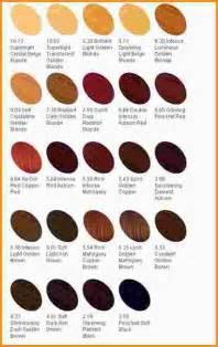 loreal hicolor color chart 7 loreal hicolor chart mac resume template