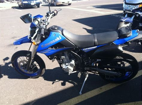 Kawasaki 250 Sf by 2010 Kawasaki Klx250 Sf Motard 250 For Sale On 2040