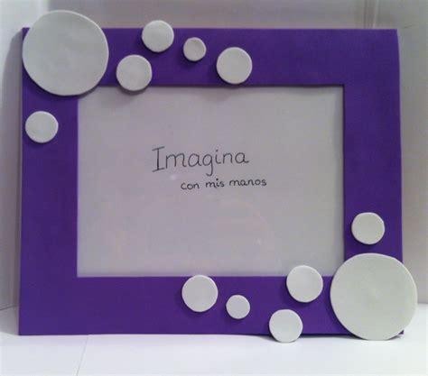 como hacer marcos con foamis imagenes blog de somi