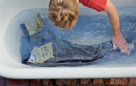 laver baignoire comment bien choisir et laver jean nos conseils