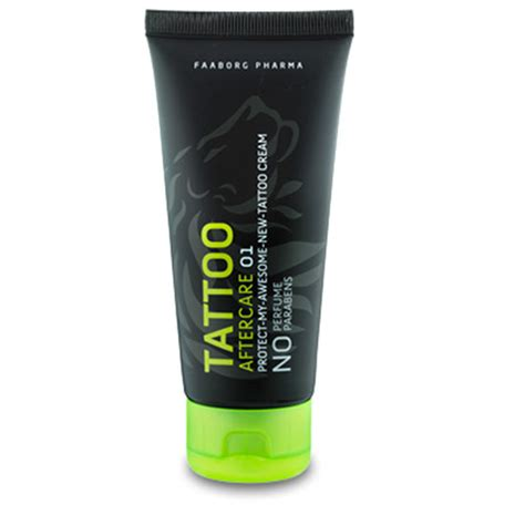 tattoo aftercare gym faaborg tattoo aftercare creme 100ml med24 dk