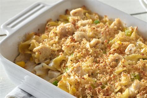 easy turkey noodle casserole recipe tasty turkey noodle casserole jennie o 174 turkey