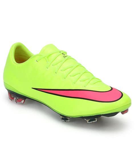 nike mercurial vapor x green sports shoes buy nike mercurial vapor x green sports shoes