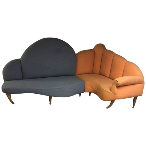 unique sofas for sale unique italien sofa for sale at 1stdibs