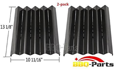 Backyard Grill Heat Tent Bbq Parts Ppg061 2 Pack Porcelain Steel Heat Plate Heat
