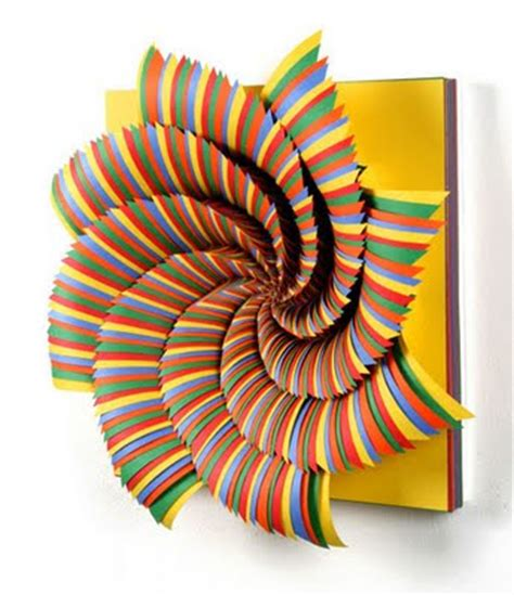 Crafts With Colored Paper - beautiful crafts from colored paper 19 pics curious
