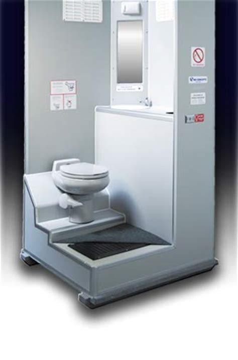 portable toilet trailers the mobile comfort station
