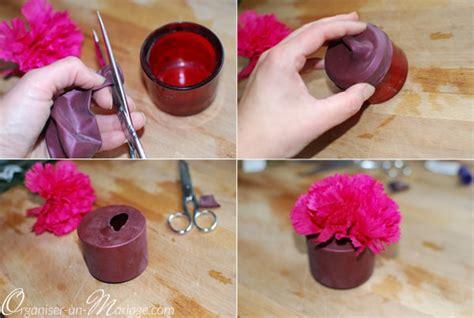 Soi Meme - diy des jolis vases aux couleurs de votre mariage