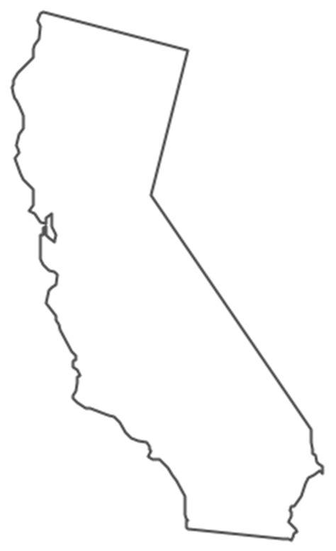 california map drawing geo map usa california