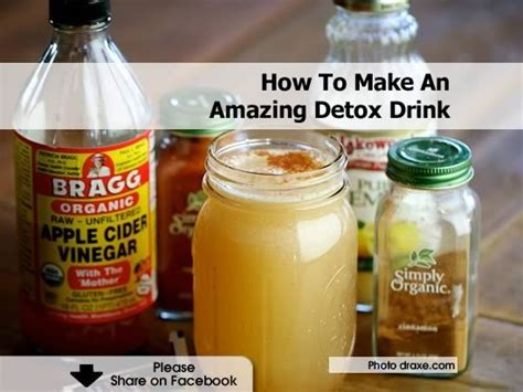 How To Make A Detox Drink With Apple Cider Vinegar by 331 Best Health Motivation Images On