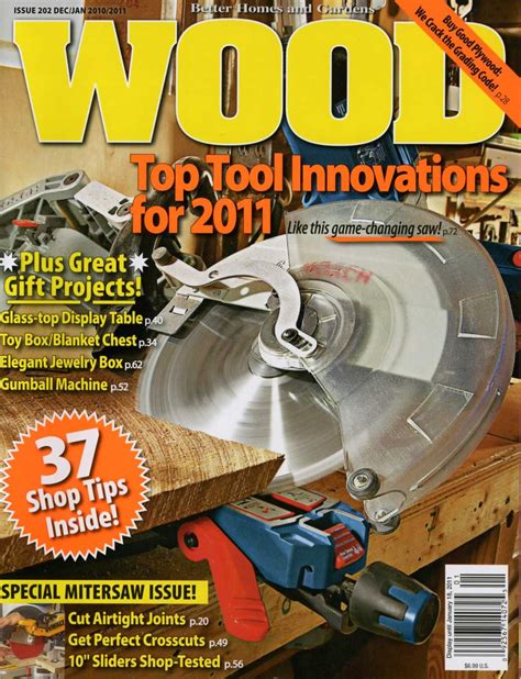 download wood magizine plans free
