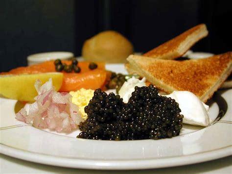 Caviar Sho Bpom the history of caviar
