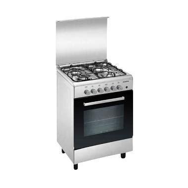 Kompor Gas 4 Tungku Plus Oven Modena jual modena fc 5641 stainless steel kompor oven 4 tungku