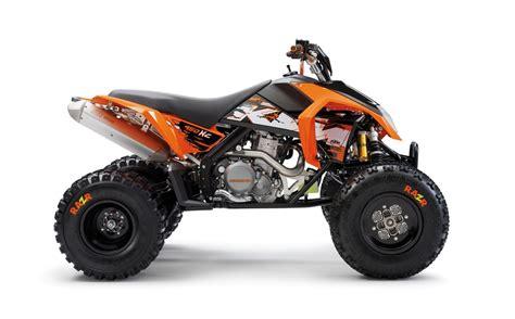 Ktm Atv 450 2009 Ktm Motorcycle Range