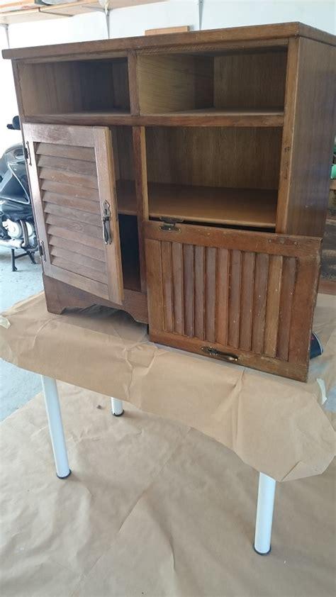 pintar muebles diy pintar con esmalte un mueble de madera lijar