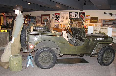 Jeep Museum General Patton Memorial Museum Us Army Jeep