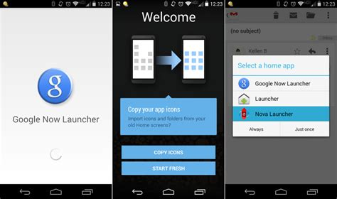 themes google now launcher the google now launcher is coming it will even import