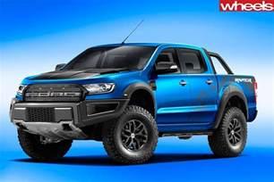 Ford Ranger 2018 2018 Ford Ranger Raptor Spied In The Wheels