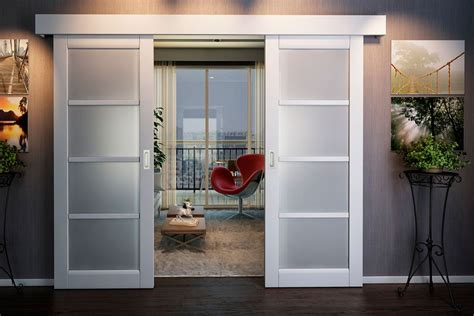 Types of sliding interior doors : All about doors