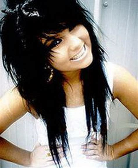 emo haircuts for straight hair emo haircuts for girls with long hair