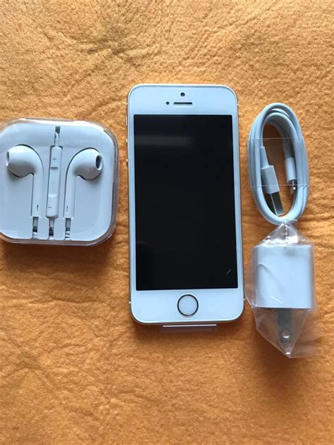 apple iphone se gb gold  mobile factory