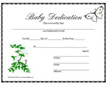 Baby Certificate Template Blank Baby Naming Certificate Template This Blank Printable Baby