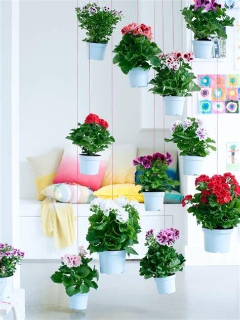 decoracion de interiores con plantas y flores ideas originales para decorar interiores con plantas