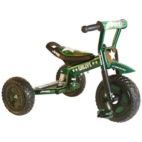 jeep bike kids all things jeep jeep kid s bike willys jeep tricycle