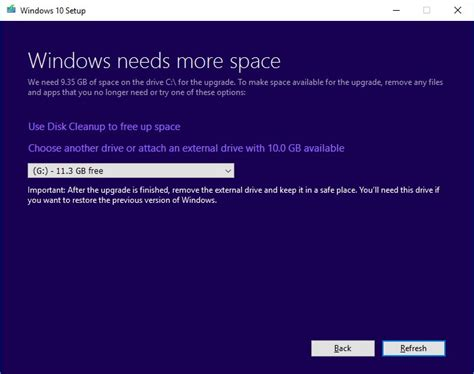 install windows 10 keep personal files only how to install a windows 10 update when you don t have
