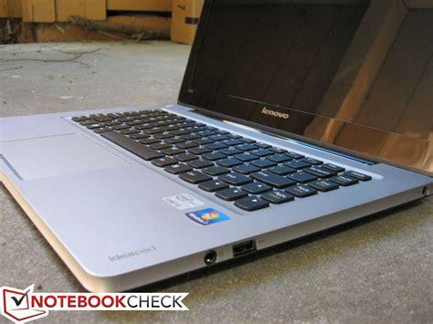Laptop Lenovo Ideapad U310 Ultrabook lenovo ideapad u310 laptop review notebookcheck net reviews