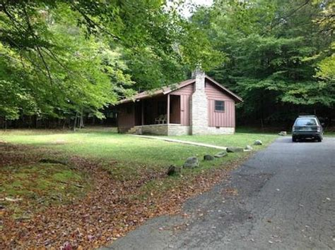Blackwater Falls Cabin Rentals by Cabin 2 4 Person Two Sepereate Bedrooms Picture Of