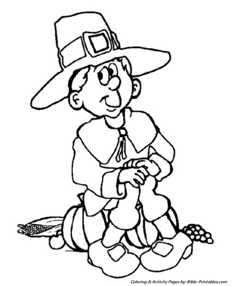 thanksgiving scene coloring page bible printables thanksgiving scenes and fun coloring
