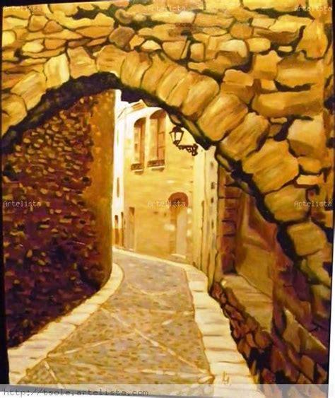 imagenes de paisajes judios montblanc calle judios teresa sole ferre artelista com