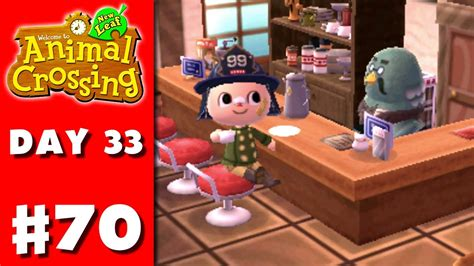 Animal Crossing: New Leaf   Part 70   Cafe (Nintendo 3DS Gameplay Walkthrough Day 33)   YouTube