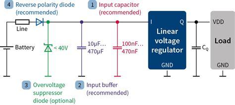 protection diode voltage regulator avr protection diode current 28 images regulator zener diode electronik computer dc power